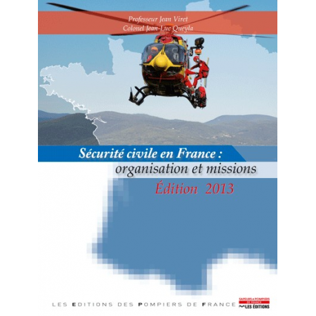 Sécurité civile en France