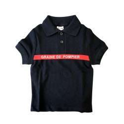 Polo graine de pompier