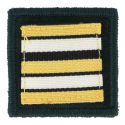 Galon pharmacien lieutenant-colonel