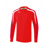 Erima sweat shirt rouge Liga 2.0