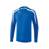 Erima sweat shirt bleu Liga 2.0