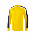 Erima sweat shirt jaune Liga 2.0