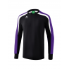 Erima sweat shirt violet Liga 2.0