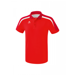 Erima polo Liga 2.0 rouge
