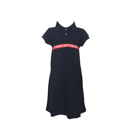 Robe Petits-Pompiers Taille : 6 ans