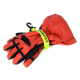 DIMATEX Porte gants Capture Jaune f
